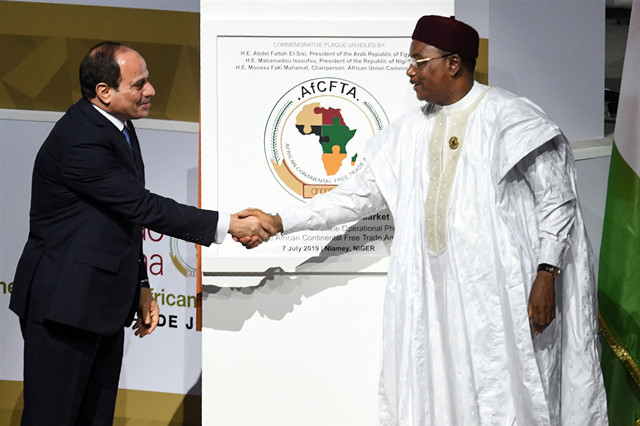 环球论坛|非洲大陆自由贸易区的多重效应