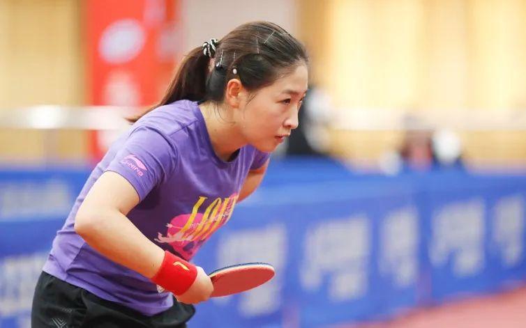 刘诗雯积极康复坚定目标 认为自己还有很多潜力