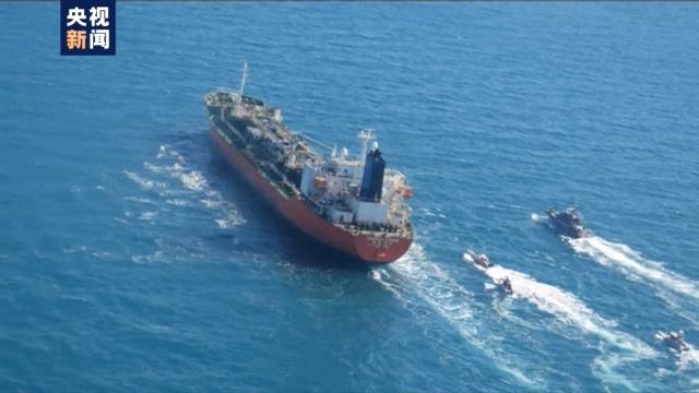 韩军抵达霍尔木兹海峡附近应对被扣事件
