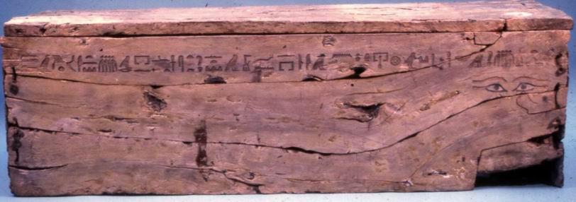 尼罗河来信︱永恒的居所:古埃及木棺的历史变迁