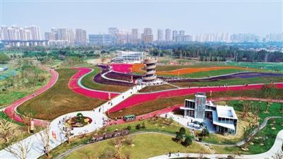 瑶海:老城更新提颜值 产业布局提产值