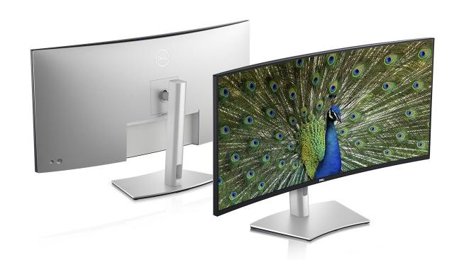 外媒曝光戴尔UltraSharp 40显示器:采用5K IPS曲面屏