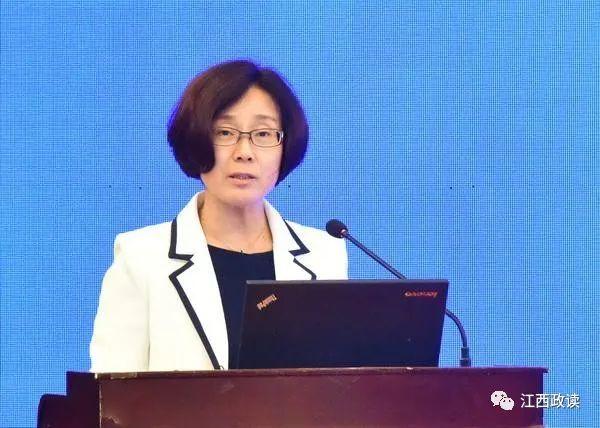 刚刚履新的江西赣州市委书记吴忠琼 调研首站选在瑞金和于都图片