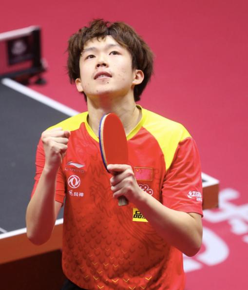 王楚钦2020:决赛中的成长 冲进2021年冲劲十足