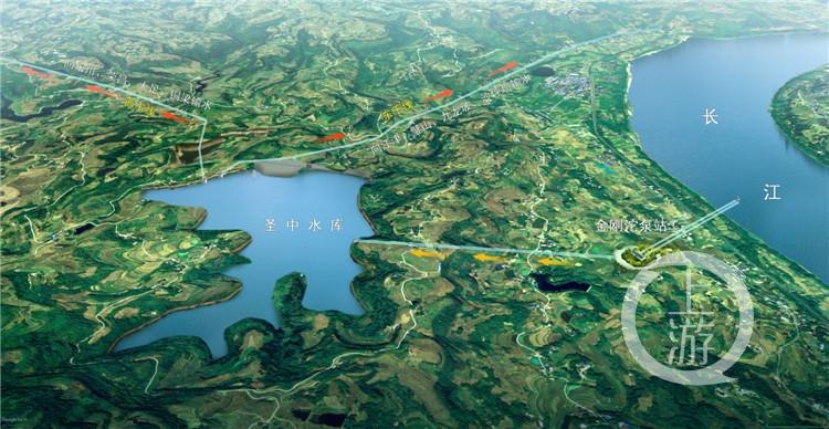 喜讯!重庆这个项目获评全国2020有影响力十大水利工程