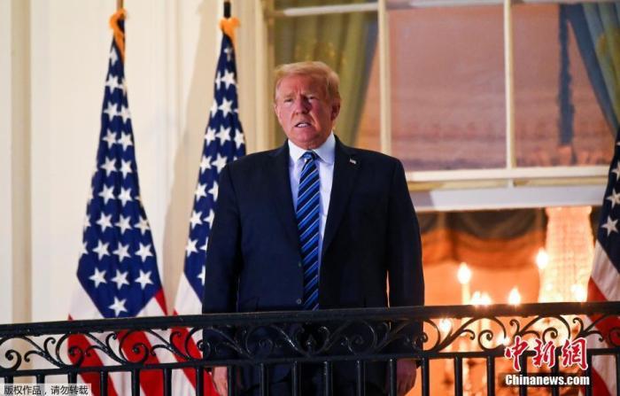 号召支持者抗议美国会确认选举结果,特朗普将演讲