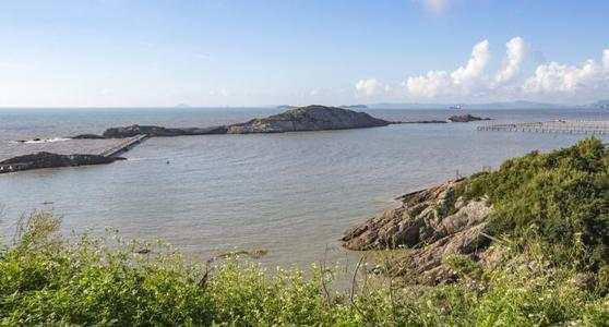 洞头蓝色海湾整治演绎靠海吃海新篇章