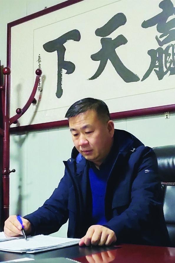 打造中国县域民营公交的郸城样本——记河南省郸城县公共交通有限公司总经理巴卫东