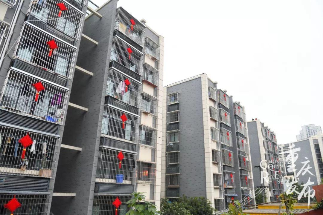 城镇老旧小区如何改造?重庆出台国内首个管理办法图片