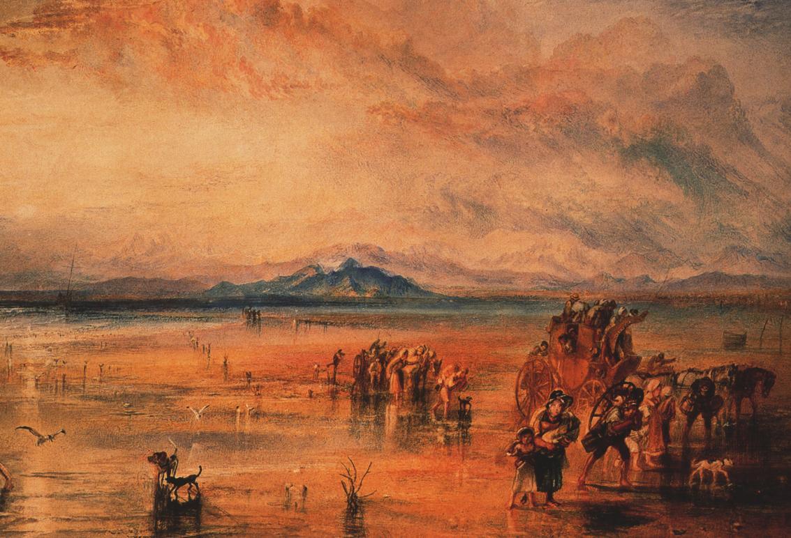 高峰枫 | 地质神话学与《出埃及记》