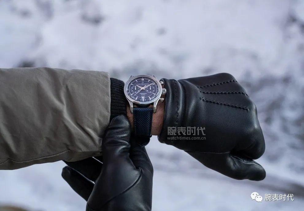 冬天戴钢带手表真的是条汉子