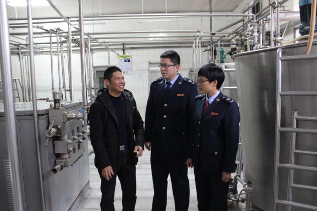 东阳市税务局:税收红利推动绿色发展