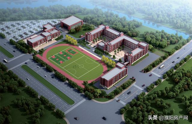 非常期待!濮阳这所学校,获得建设工程规划许可