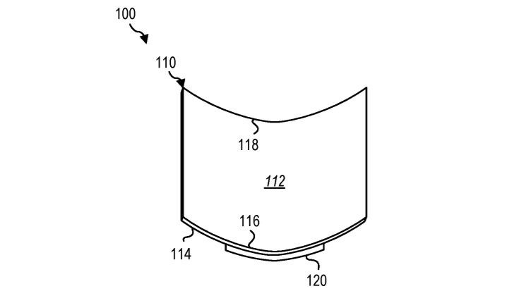 微软新专利曝光:Surface 手机将拥有更强大的可折叠屏幕