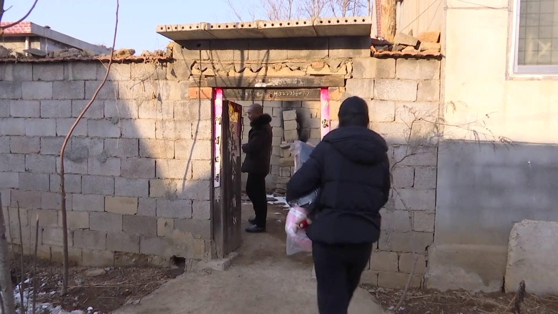 29秒|平邑县累计投入1750余万元 帮助贫困群众冬季取暖