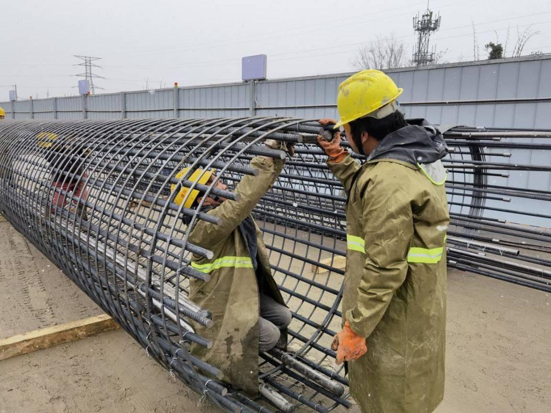 预计2023年完工 成绵高速扩容项目节点性工程施工进程加快