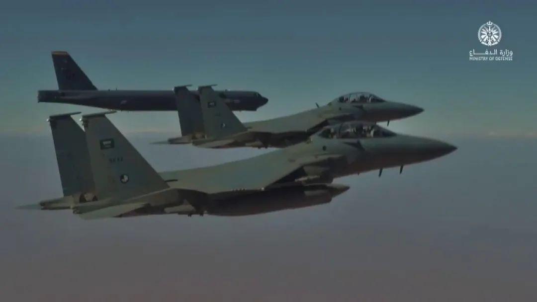 中东局势持续紧张,美军动作频频!图片