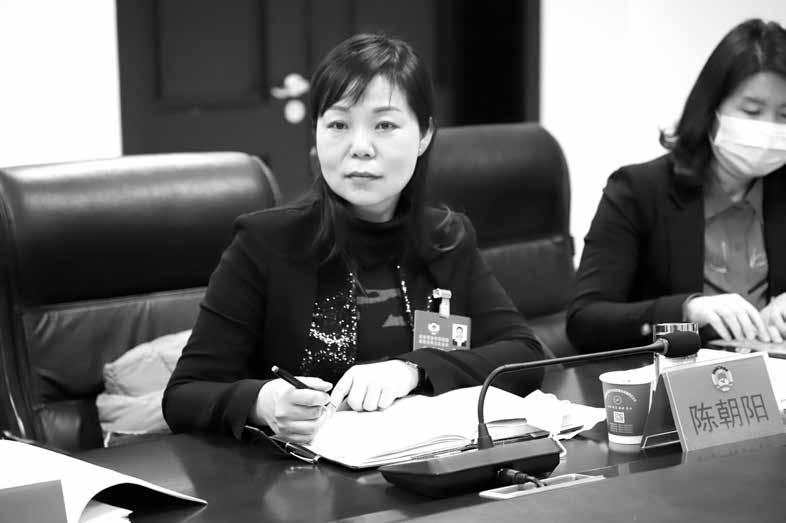 陈朝阳委员:巩固创卫成果 提升群众幸福指数