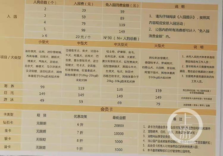 成都春节期间宠物寄养业务遇淡,笼舍有空位价格已下调图2