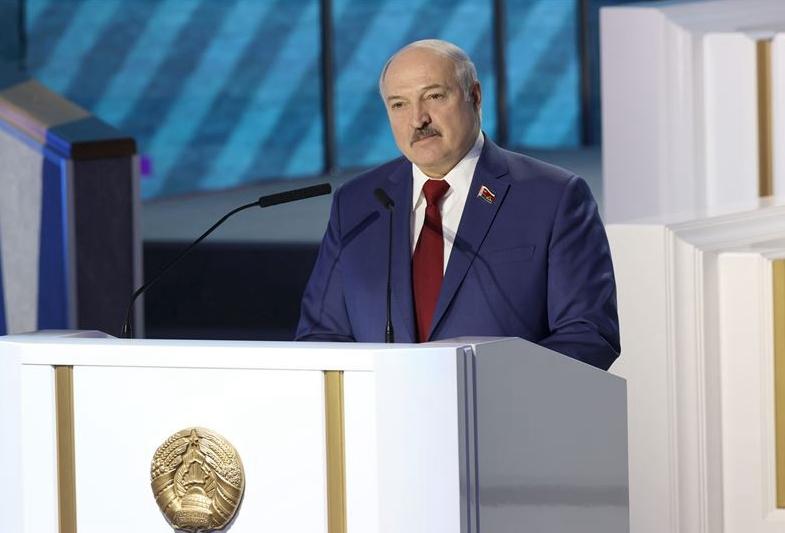 卢卡申科:将在2021年底前完成白俄罗斯新宪法全民公投