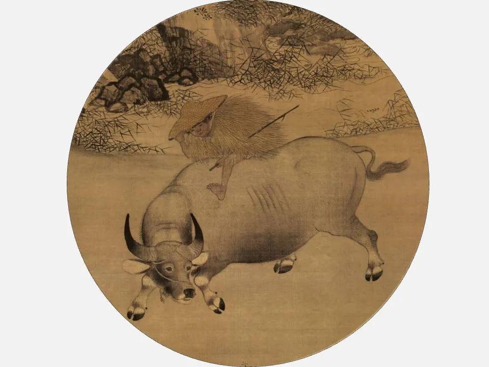 关于宇宙的终极答案,也许蕴含在一头安静反刍的牛身上图片