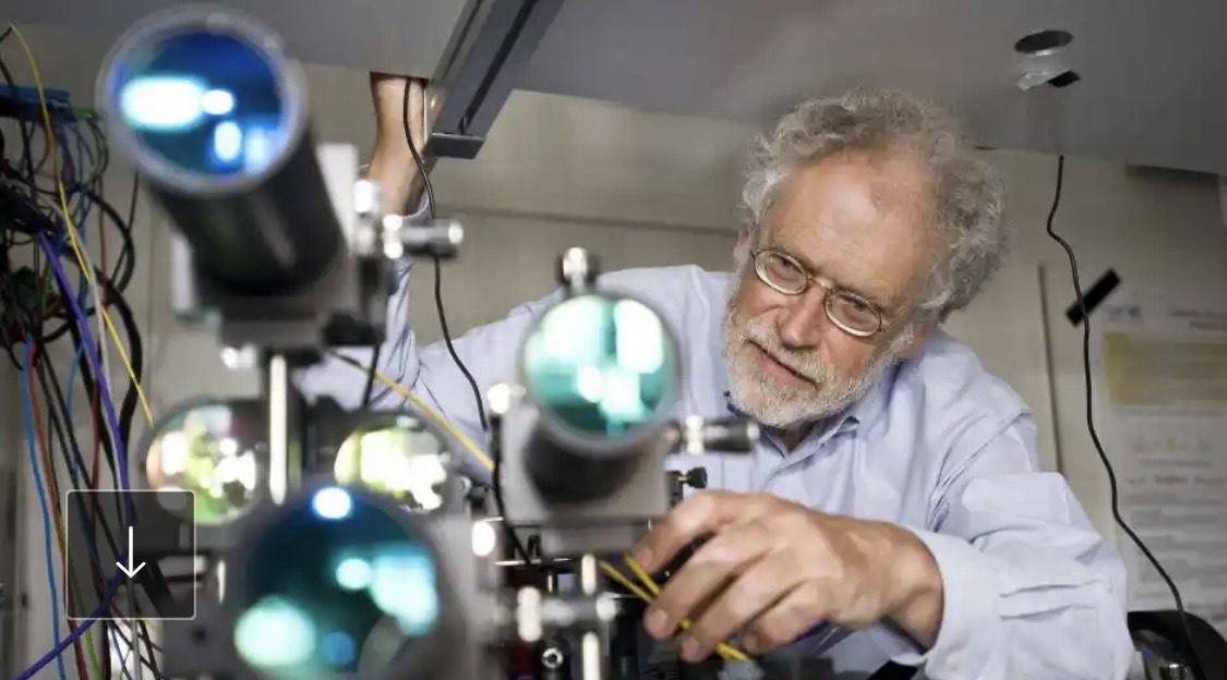 量子物理学家塞林格:欧洲决策者需要更大的勇气