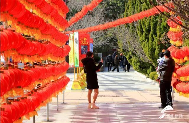 春节出游好红火!威海荣成 石岛特色旅游吸引市民打卡图1