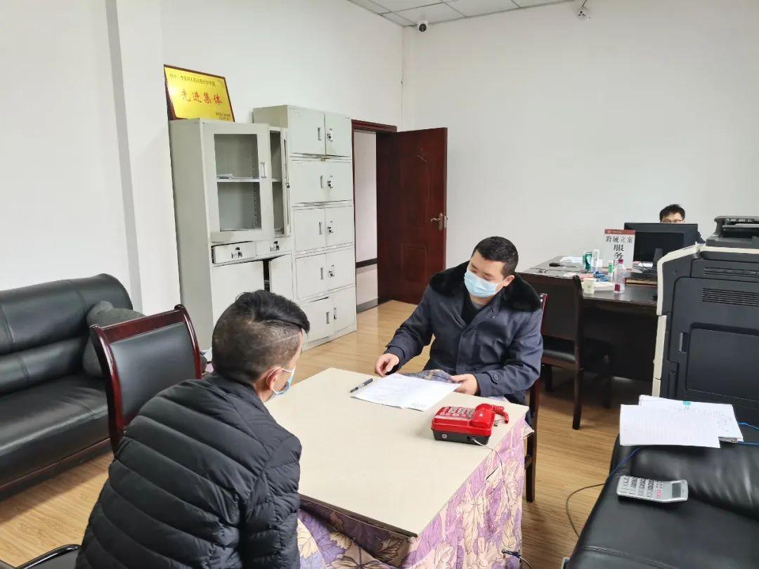 新年新篇章 | 李家河法庭成功调解5起案件