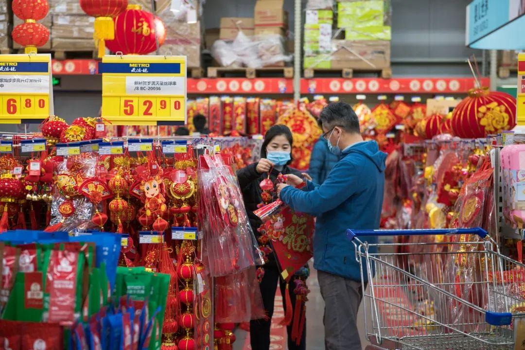 大数据:看市民如何花式过春节图片