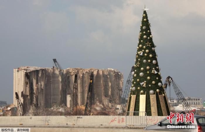 贝鲁特爆炸案调查法官工作被移交 遇难者家属抗议