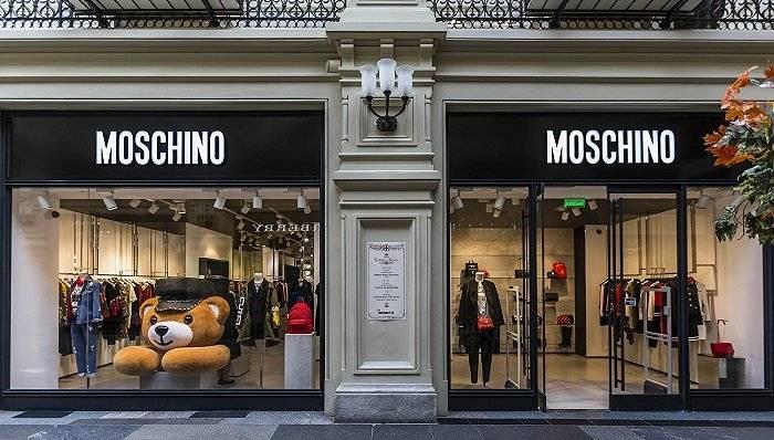 Moschino盯上中国免税市场,2021年至少开3家免税店