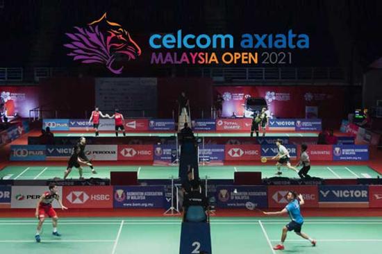 马来西亚和新加坡公开赛延期 世界羽联奥运积分赛6月初结束