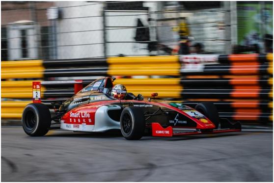 """闪耀FIA F4中国赛场,锦湖轮胎喜提""""钻石合作伙伴""""称号"""