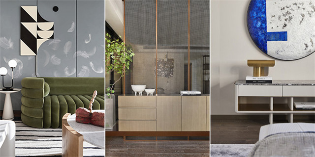 【领绣·菁华】轻奢也能小清新 现代风住宅 用艺术定义生活美学