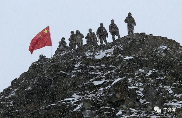中印边境冲突现场,十个细节值得永远铭记!图片