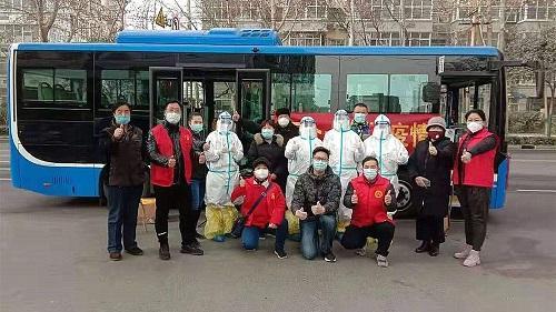 守护共同的家园 阳光人寿河北分公司志愿者在行动