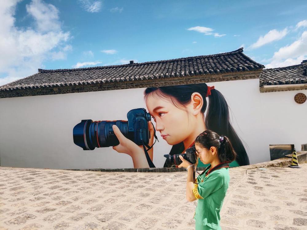 """【关注】为""""老村庄""""注入""""新艺术""""!看腾冲""""三无""""乡村如何逆袭图片"""