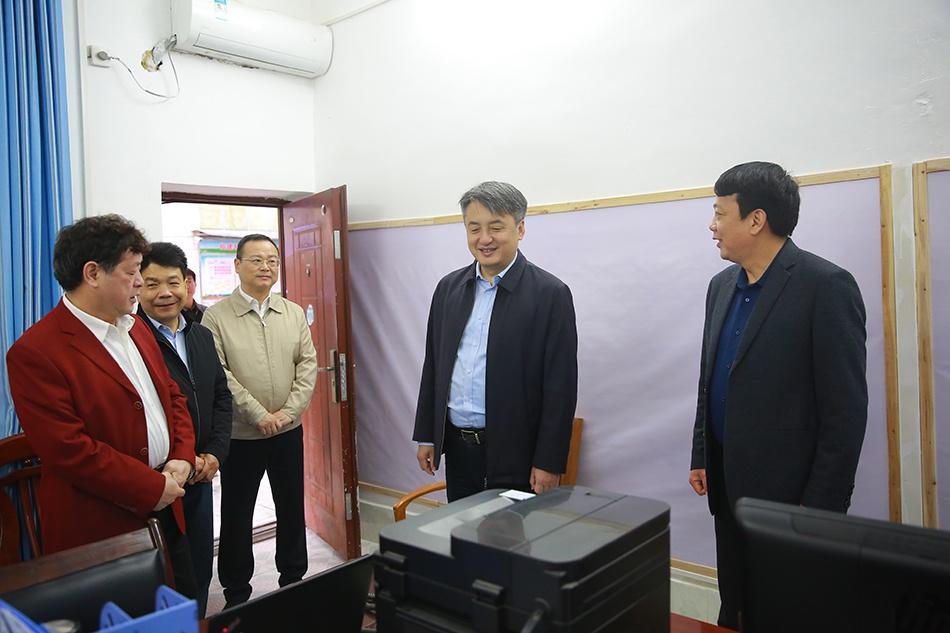 """清华博士、广西""""75后""""干部王军已任河池市委副书记图片"""