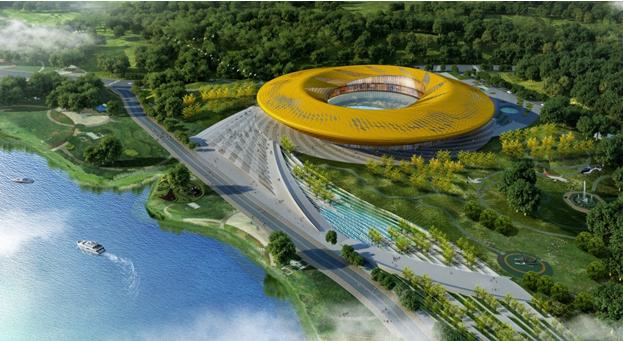 成都淮州新城通航产业片区什么样?这份《草案》绘蓝图