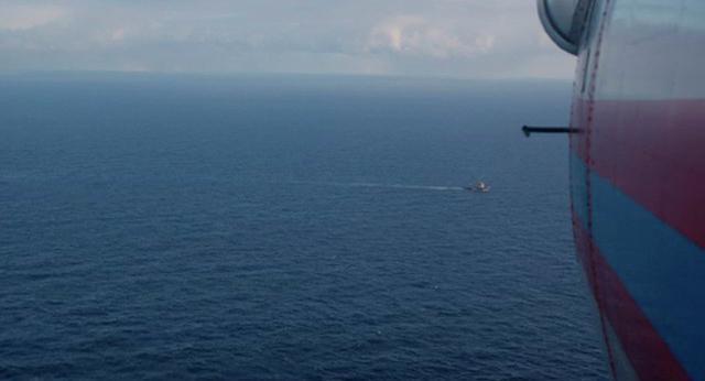 俄北极星号渔船因发动机故障被困巴伦支海