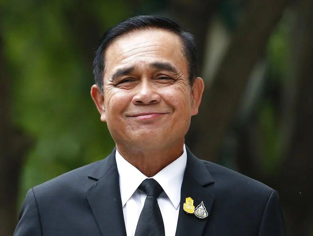 泰国总理:我将第一个接种中国疫苗图片