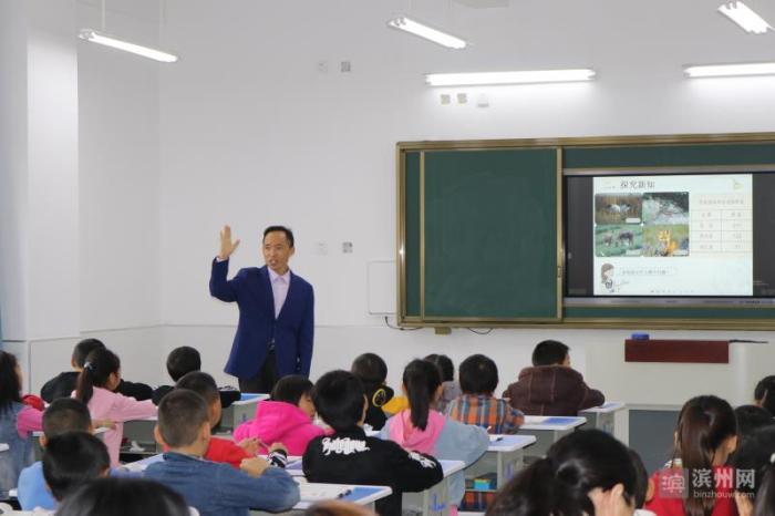 山东滨州支教奉节教师兰俊华:满腔热情倾心支教不负鲁渝人民的重托