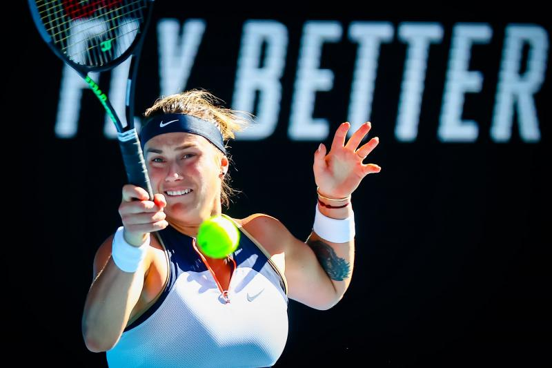 网球 | 萨巴伦卡登顶WTA双打世界第一