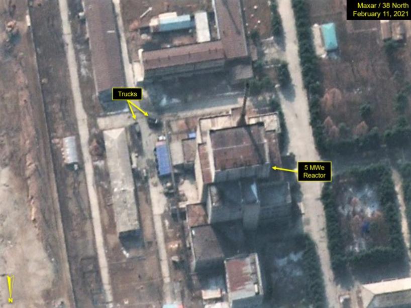 美智库:朝鲜宁边核设施还在运转