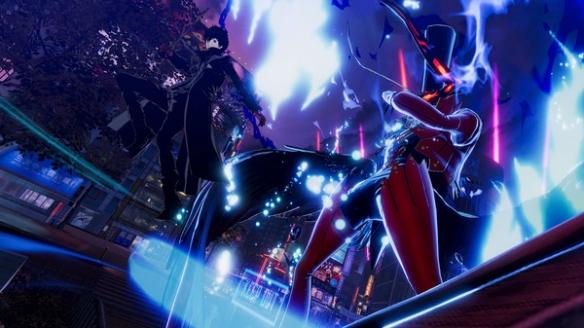 《女神异闻录5对决:幽灵先锋》已登陆Steam 支持4K