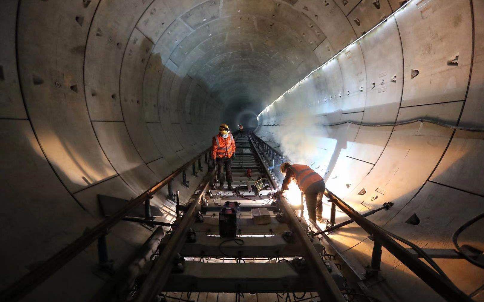 北京地铁17号线南段年底将开通 包含两座换乘站图片