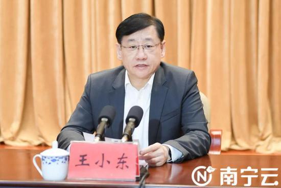 平安南宁建设工作会议暨全市政法工作会议召开 王小东出席并讲话