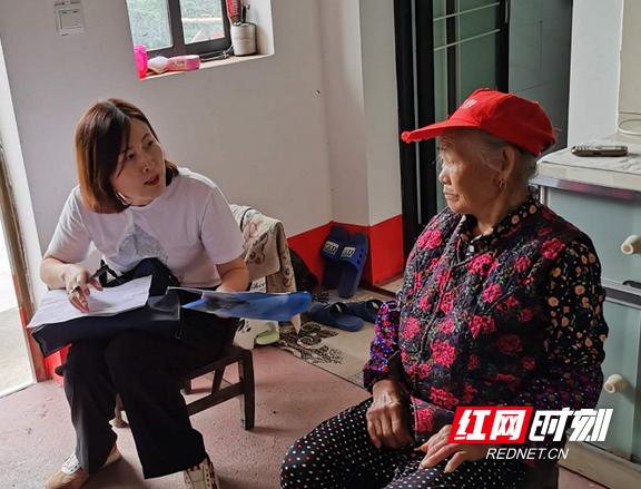 """""""我的娘家人""""——张家界市卫生健康委健康扶贫专干刘芸"""