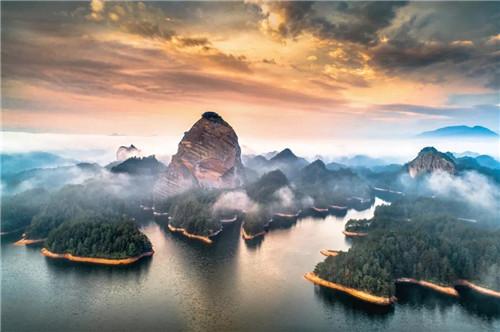 九江市修水县在榜!江西新增10个省级全域旅游示范区图3