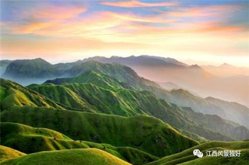 九江市修水县在榜!江西新增10个省级全域旅游示范区图1